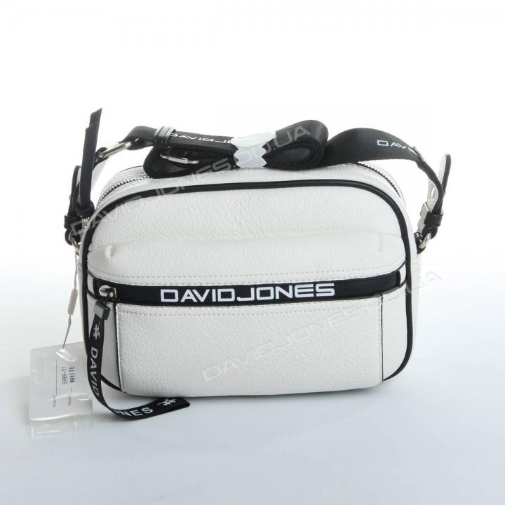 Клатч 5989-1T white
