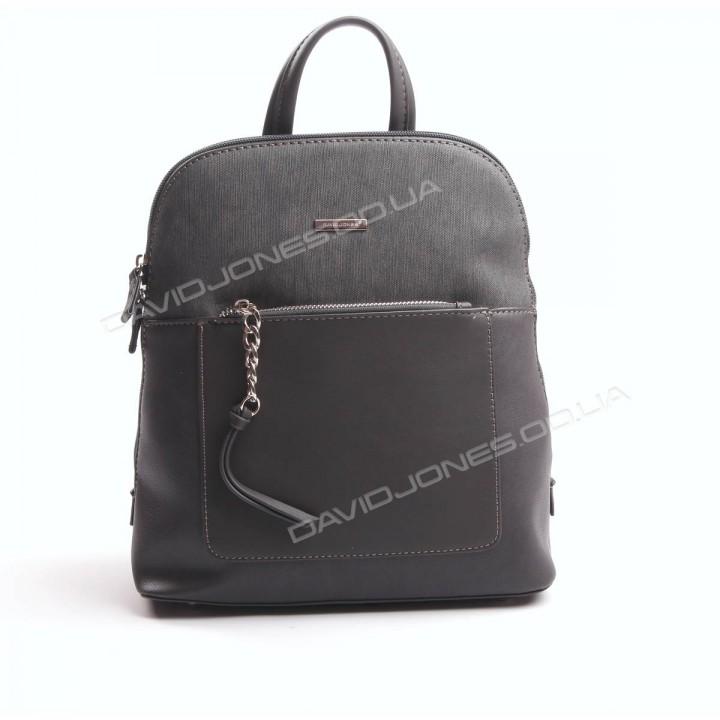 Жіночий рюкзак 6109-2T gray