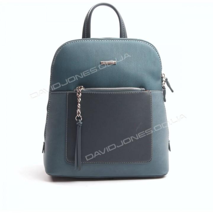Жіночий рюкзак 6109-2T dark green