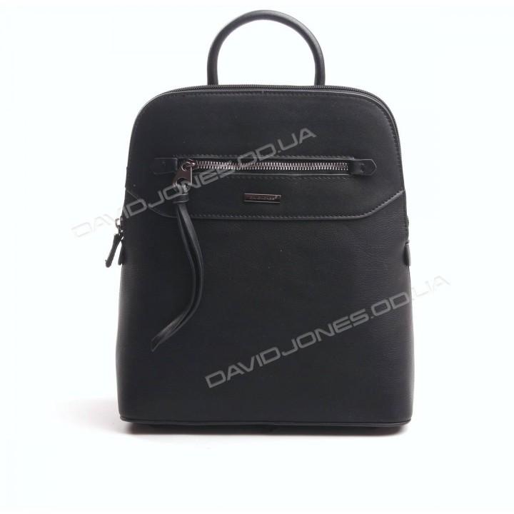 Жіночий рюкзак 6110-3T black