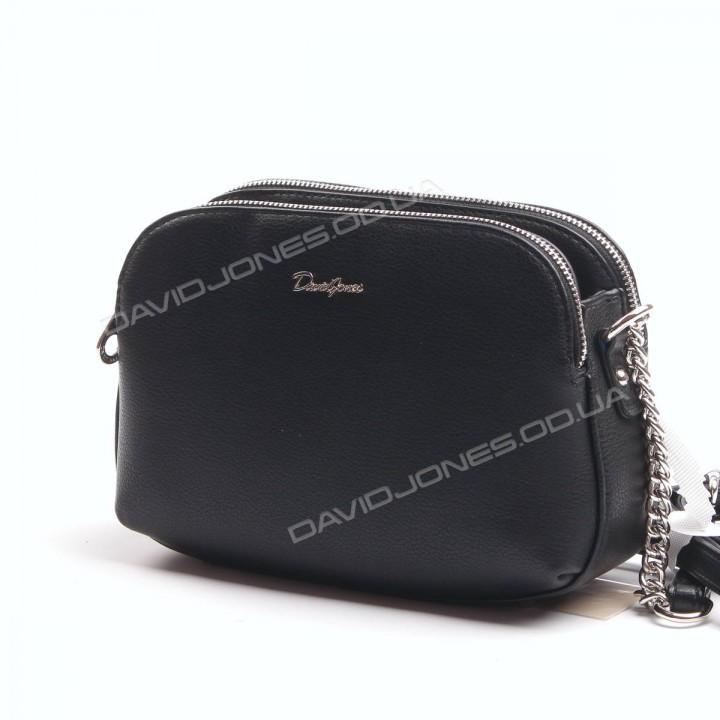 Клатч 6100-2A black