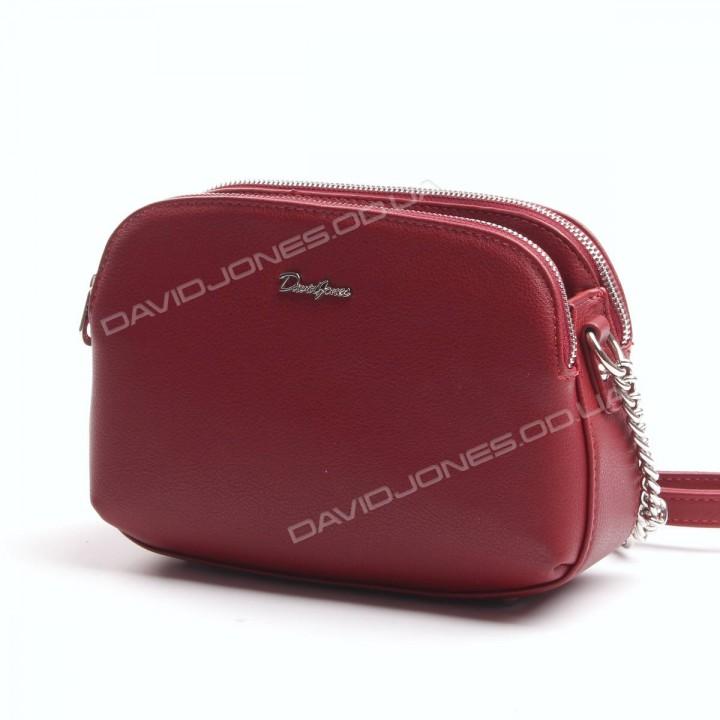 Клатч 6100-2A dark red