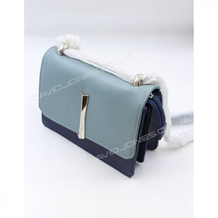 Клатч CM5015T blue-light blue