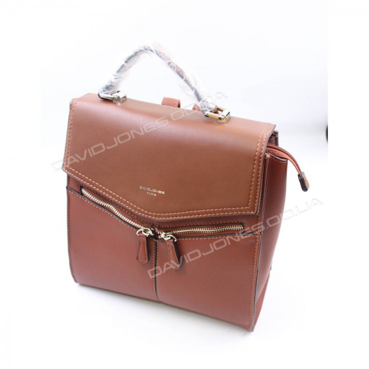 Жіночий рюкзак TD012 brown