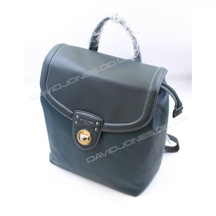 Жіночий рюкзак SF005 dark green