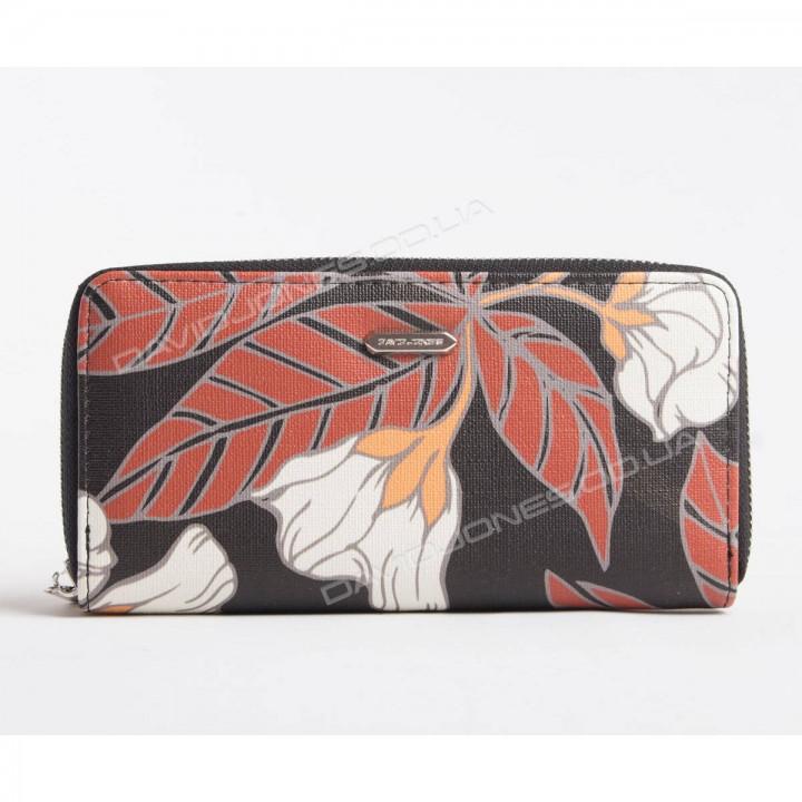 Жіночий гаманець P083-510 black