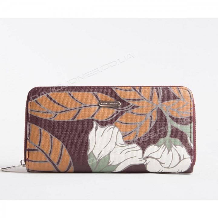 Жіночий гаманець P083-510 bordeauxe