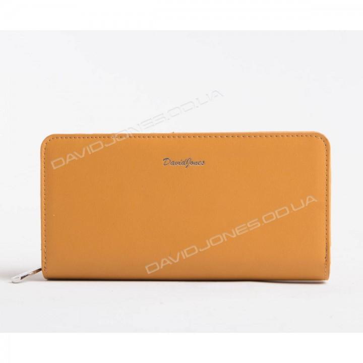 Жіночий гаманець DFX1792-3 mustard