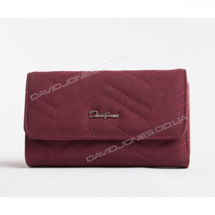 Жіночий гаманець DFX1791-3 bordeauxe