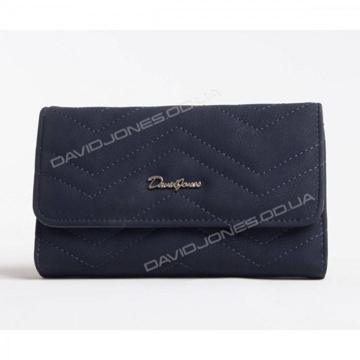 Жіночий гаманець DFX1791-3 blue
