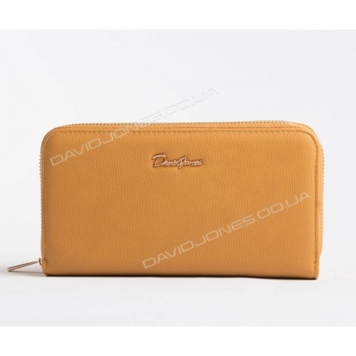 Жіночий гаманець DFX1793-2 mustard