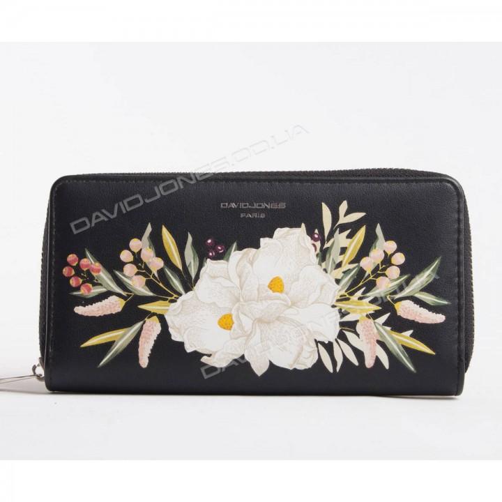 Жіночий гаманець P081-510 black