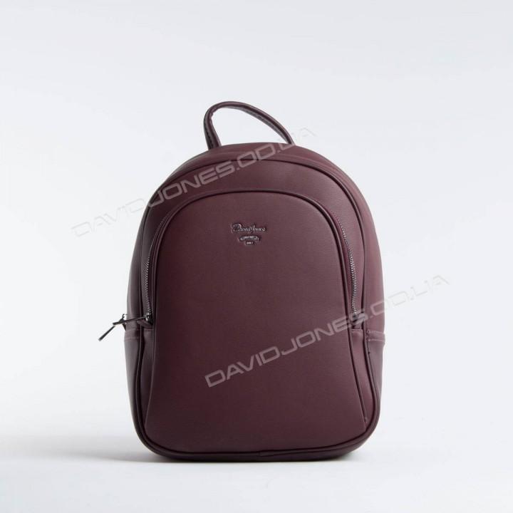 Жіночий рюкзак CM5323T dark bordeauxe