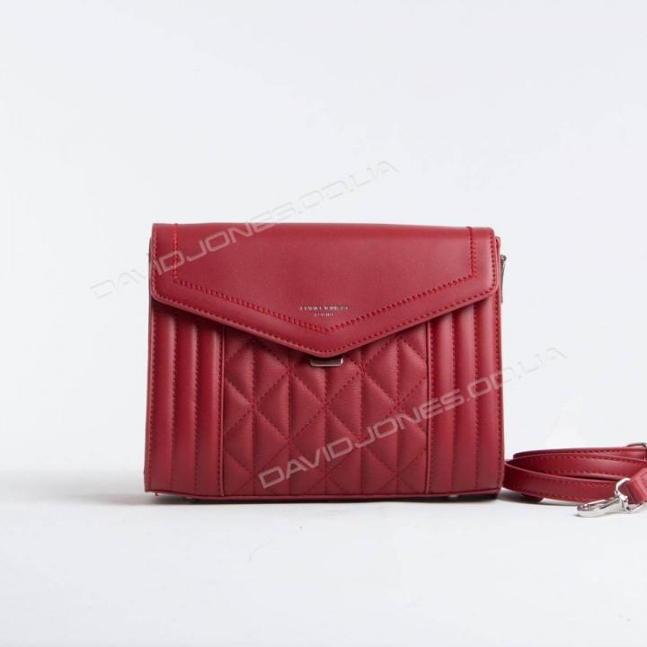 Клатч 6142-1T dark red