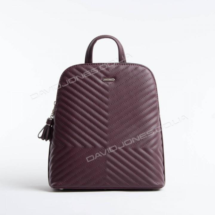 Жіночий рюкзак 6146-2T dark purple