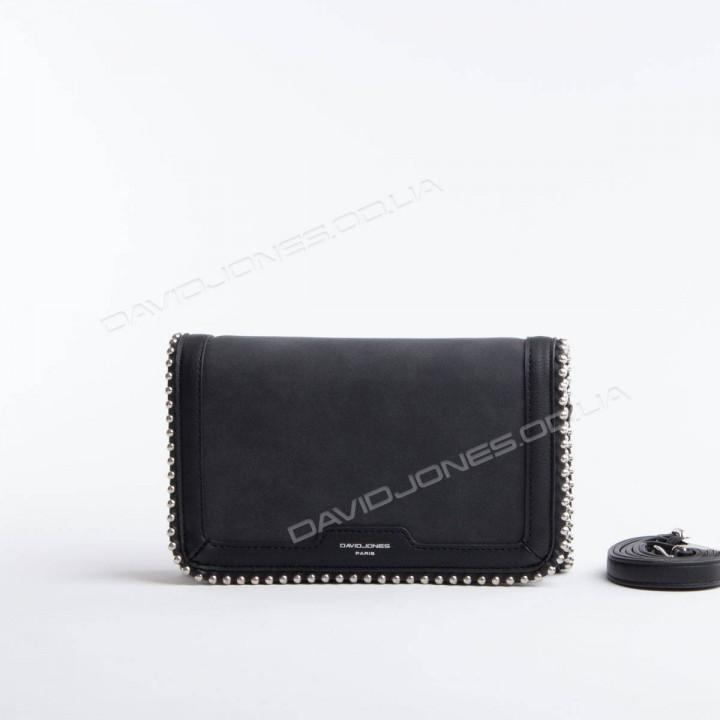 Клатч 6165-2T black
