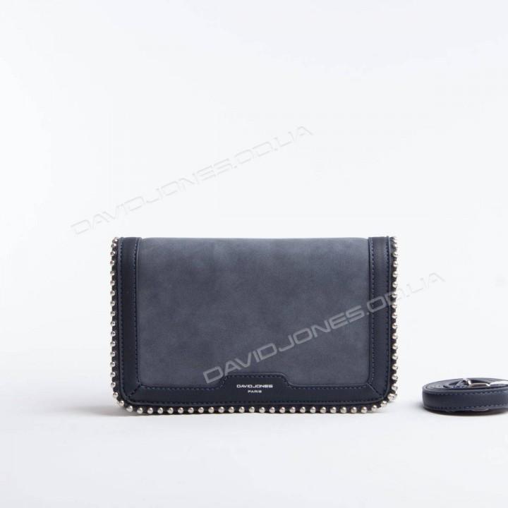 Клатч 6165-2T dark blue