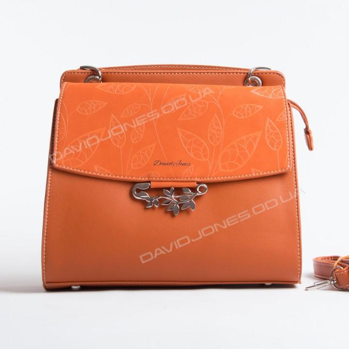 Клатч 6001-2T orange