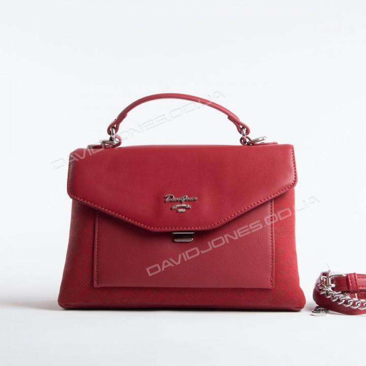 Клатч 6170-2T dark red