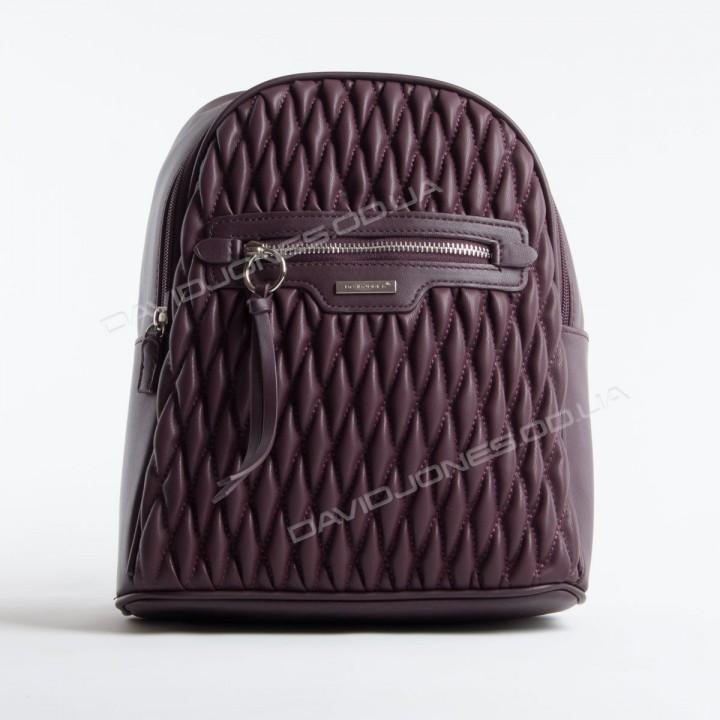 Жіночий рюкзак 6152-4T dark purple