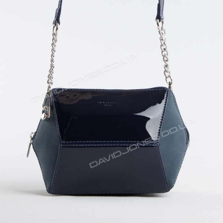 Клатч 5832-1 dark blue