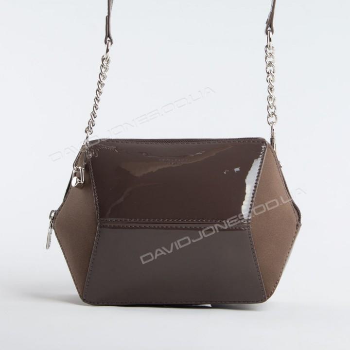 Клатч 5832-1 dark brown