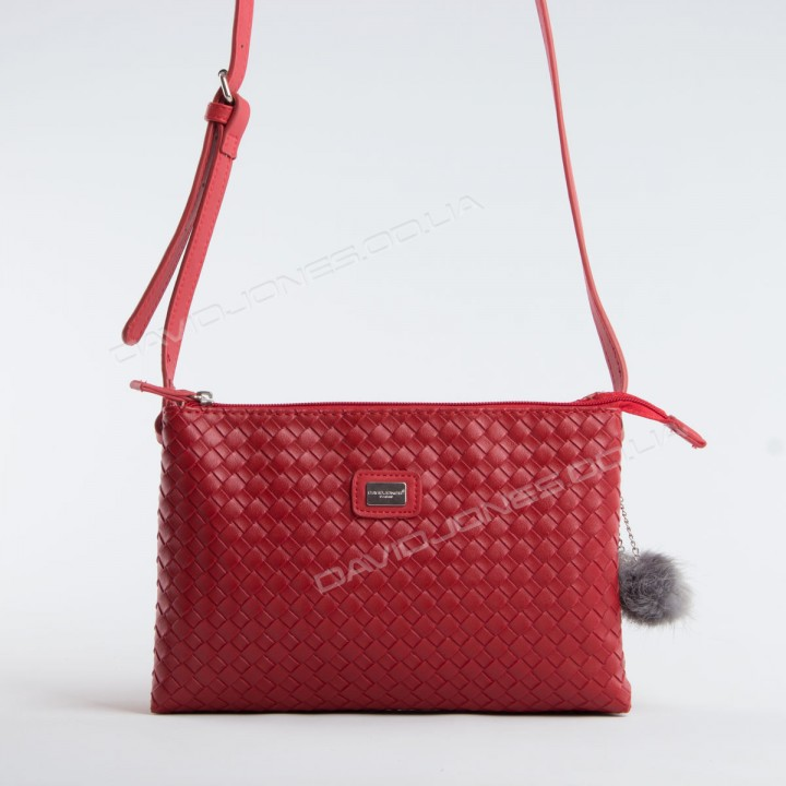 Клатч 5717-3 red