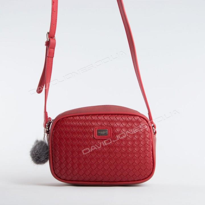 Клатч 5717-2 red