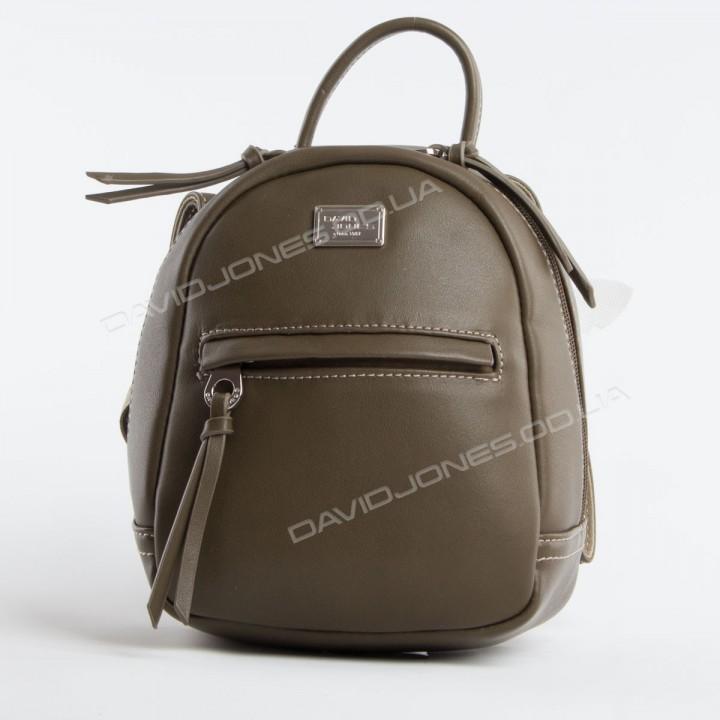 Жіночий рюкзак CM3391A khaki