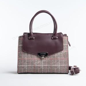Жіноча сумка 5860-2T dark purple