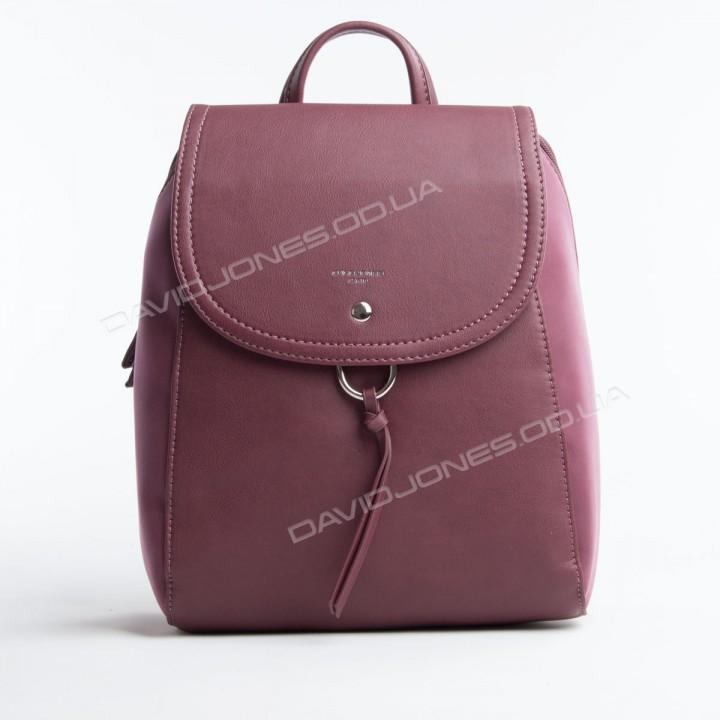 Жіночий рюкзак G-9206T dark bordeaux