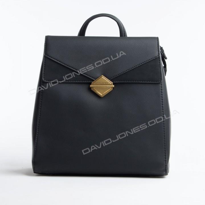 Жіночий рюкзак 6143-2T black