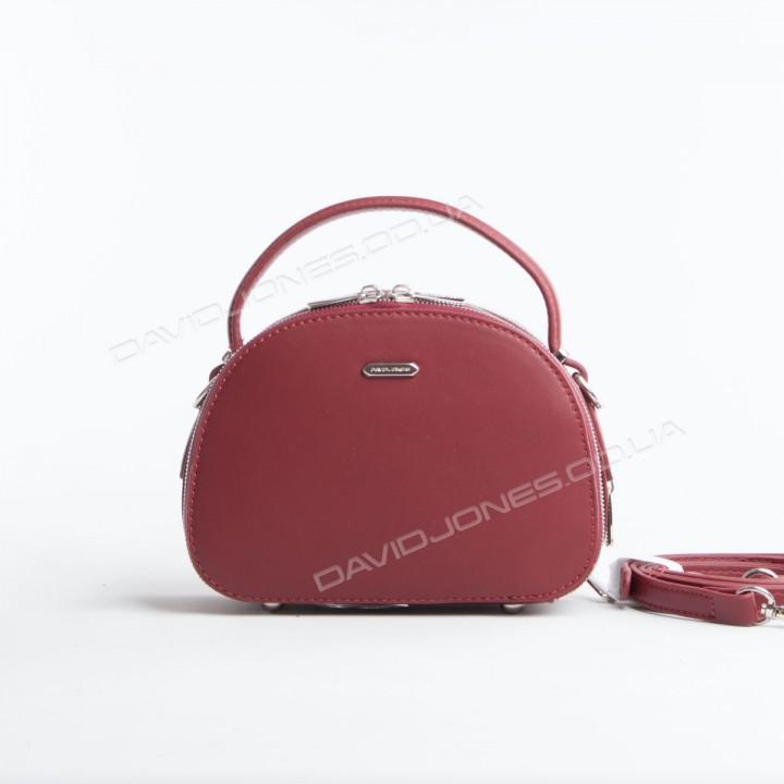Клатч 6163-2 dark red