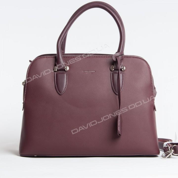 Жіноча сумка CM5349T dark bordeaux