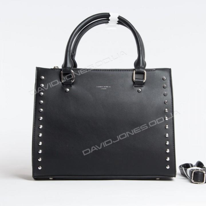 Жіноча сумка 5822-2T black