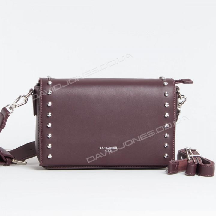 Клатч 5822-1T dark purple