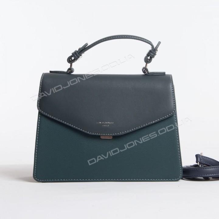 Клатч 5819-2 dark green