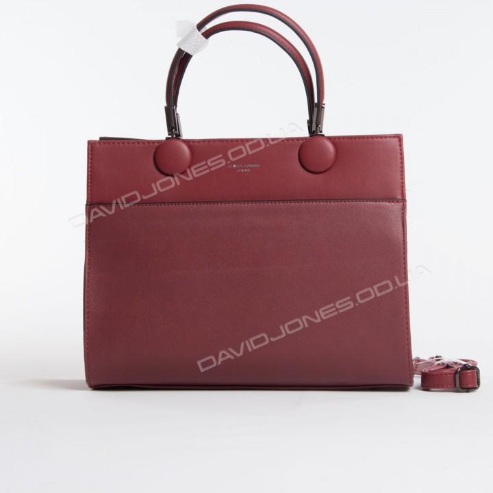 Жіноча сумка CM5406T bordeaux