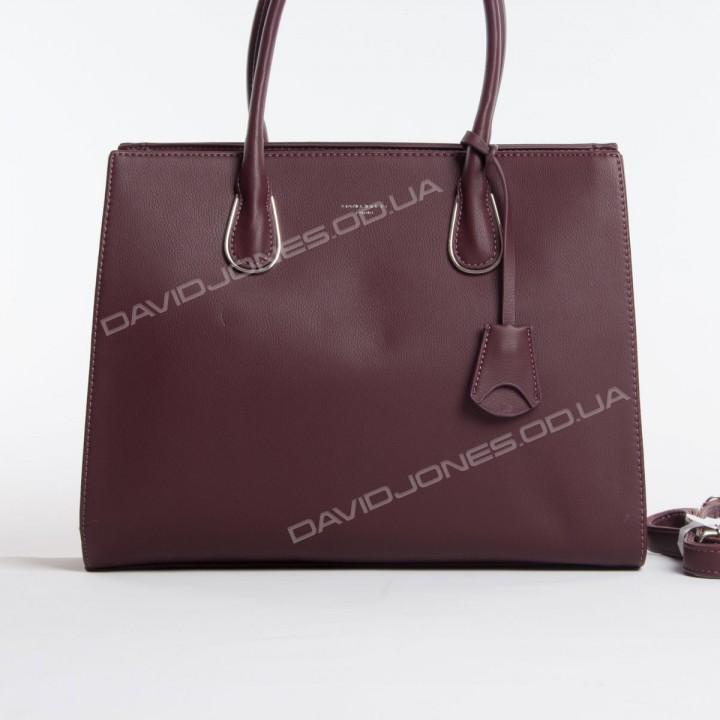 Жіноча сумка CM5362T dark bordeaux