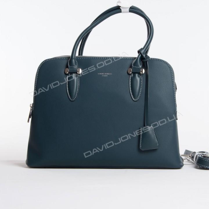Жіноча сумка 6207-2T dark green