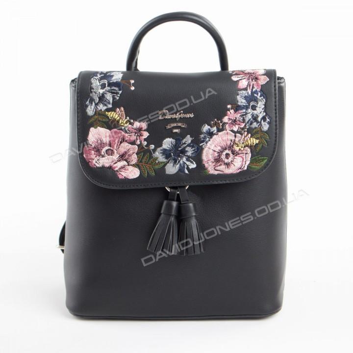 Жіночий рюкзак 5862-3T black
