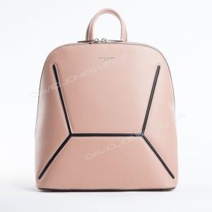 Жіночий рюкзак 6261-2T pink