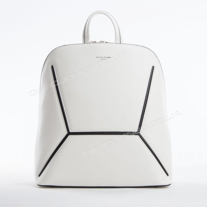 Жіночий рюкзак 6261-2T white