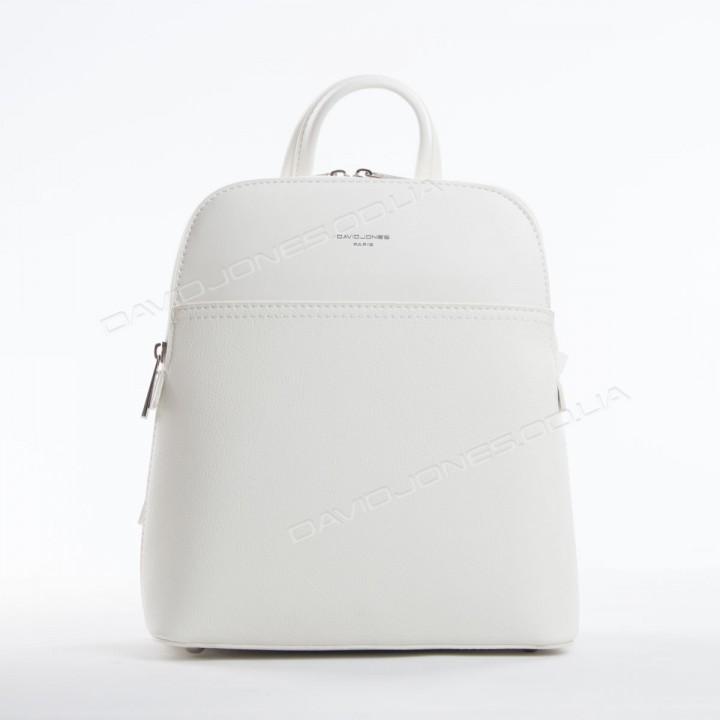Жіночий рюкзак 6221-2T white