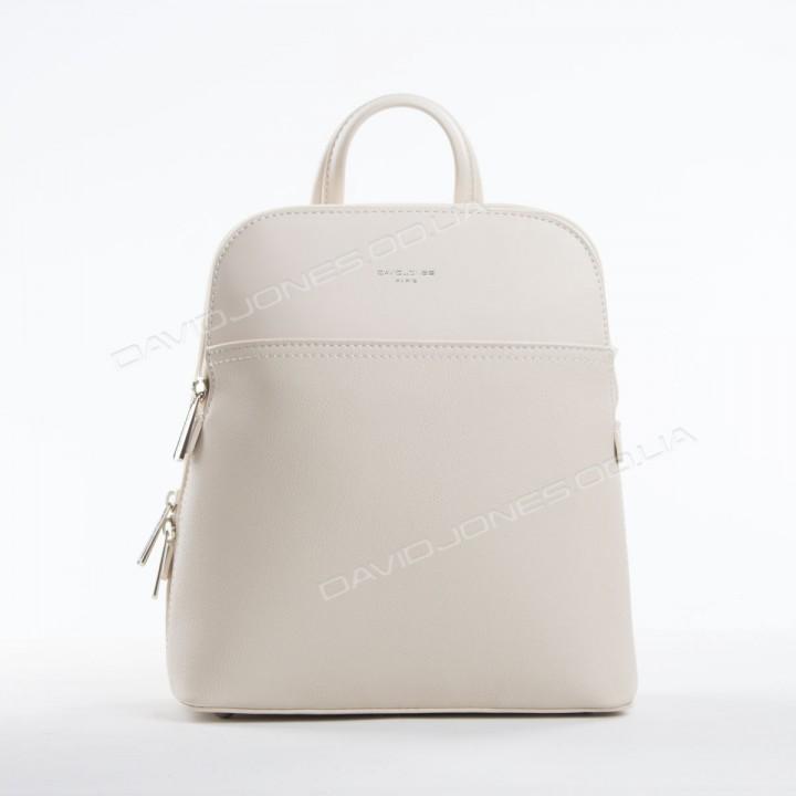 Жіночий рюкзак 6221-2T beige