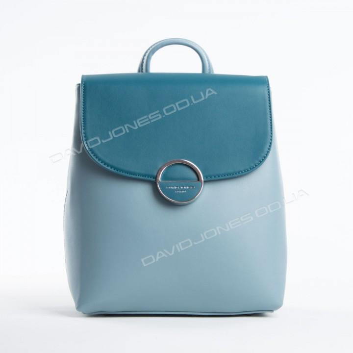 Жіночий рюкзак 6233-2T blue