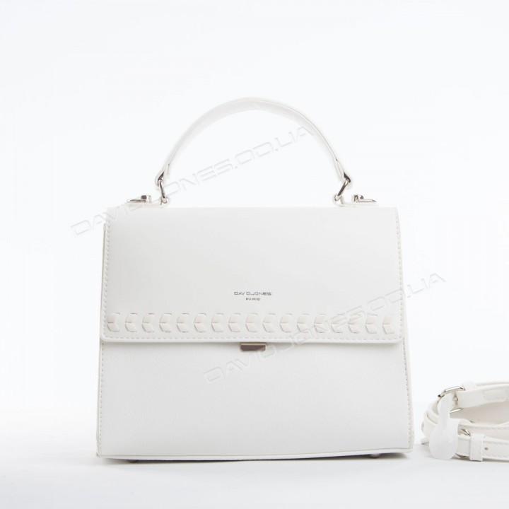 Клатч 6244-1T white