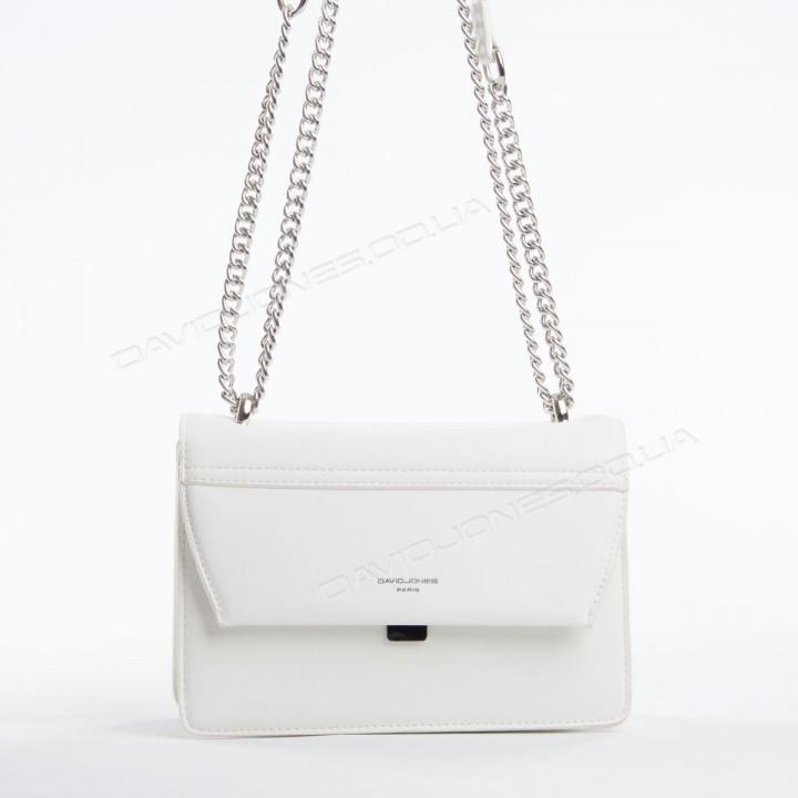 Клатч 6221-1T white