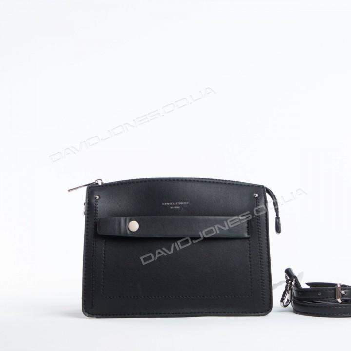 Клатч 6247-1T black