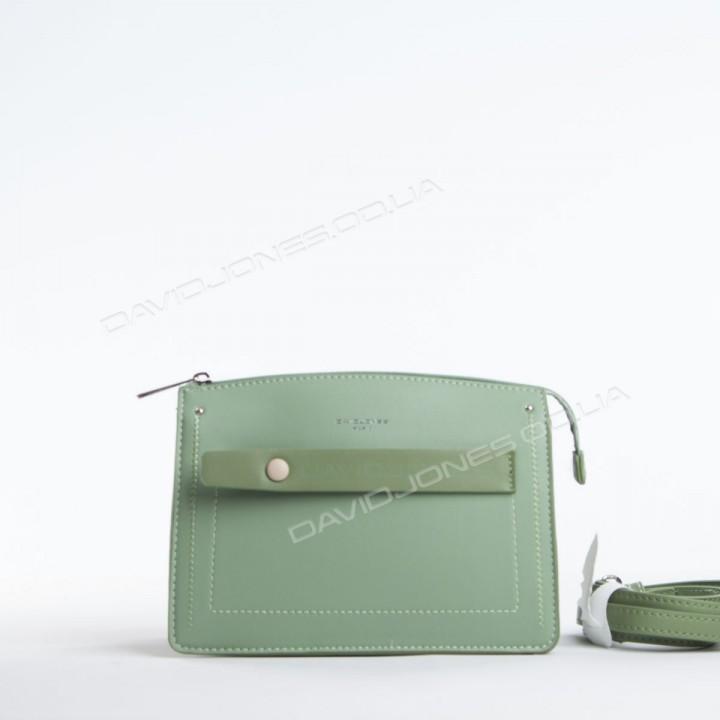 Клатч 6247-1T green